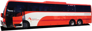 Trainlink bus